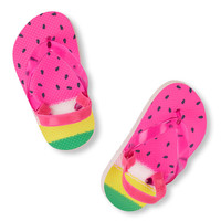 Toddler Girls Watermelon Flip Flop | The Children's Place