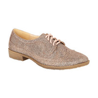 Eden Glitter Oxfords