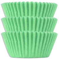 Light Green Baking Cups