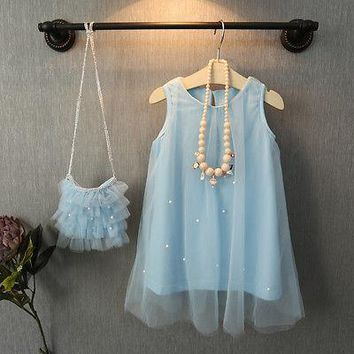 Girl Dress Baby Girl Clothes Summer Lace Flower Tutu Princess Kids Dresses For Girls,vestido infantil,Kid Clothes