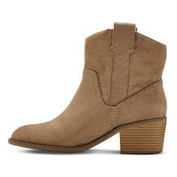 Women's Merona™ Sawyer Booties : Target