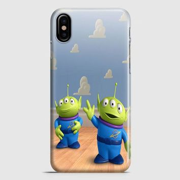 Aliens Posters iPhone X Case