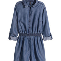 H&M Lyocell playsuit £29.99
