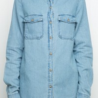 SVEIN DENIM SHIRT