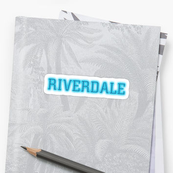 'Riverdale' Sticker by OricnsBelt