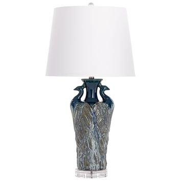 Two Birds Table Lamp by Cyan Design
