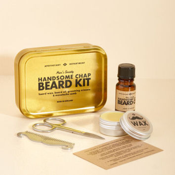 Scissors of Oz Beard Grooming Kit | Mod Retro Vintage Keychains | ModCloth.com