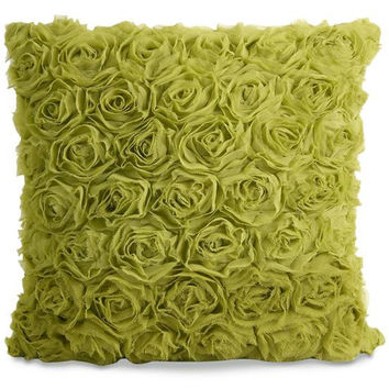 Throw Pillow - Green
