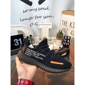 Off White X Yeezy Boost 350 V2 Shoes 36 45 | Best Deal Online