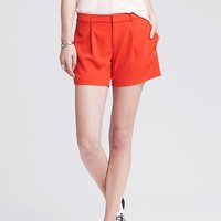Banana Republic Womens Pleated Drapey Short