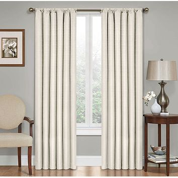 Kendall Thermaback Blackout Curtain Panel - Eclipse