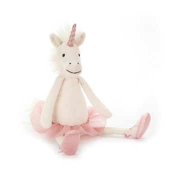 JELLYCAT MEDIUM DANCING DARCEY UNICORN