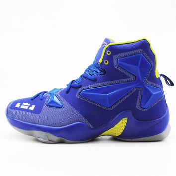 Men Adult Boy High Quality Sneakers Black and White Basketball Boots Indoor Basketball Shoes #BS2008R