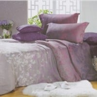 College Essentials For Students In Dorm Rooms - Orchid Harvest Twin XL Comforter Set