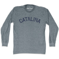 Catalina City Vintage Long Sleeve T-shirt