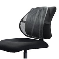 Slanted Stripes Lumbar Support Cushion Seat Back Muscle Car Home Office Chair Massager Waist Cushion