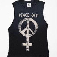 UNIF - Peace Off Muscle Tee