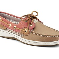 Bluefish Open Mesh 2-Eye Boat Shoe