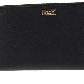 Kate Spade New York Laurel Way Talla Saffiano Leather Wallet Clutch