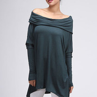 Dreamy Draped Top