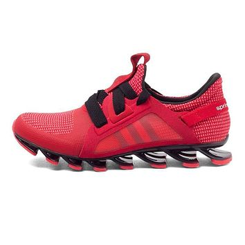 Original Original New Arrival Authentic Adidas Springblade Nanaya W Women's Running Breathable Shoes Sneakers