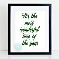 Christmas Art, Digital Prints Christmas Sign, Printable Wall Art, Christmas Prints, Holiday Digital Art, Holiday Print,Christmas Wall Art,