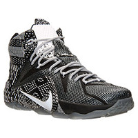 Men's Nike LeBron 12 BHM Basketball Shoes