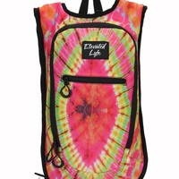 Tie Dye Hydration Backpack - Classic Collection