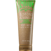 ALMOND & VANILLABody Wash with Olive Oil