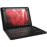 """Hipstreet 7""""-8"""" Universal Tablet Case With Bluetooth Keyboard"""