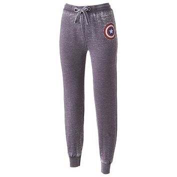 Freeze Marvel Captain America Sweatpants - Juniors