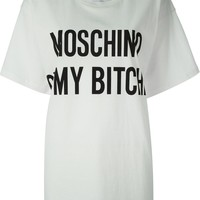 Moschino 'Moschino On My Bitches' T-shirt