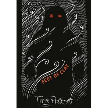 Feet of Clay By Terry Pratchett (Hardback)