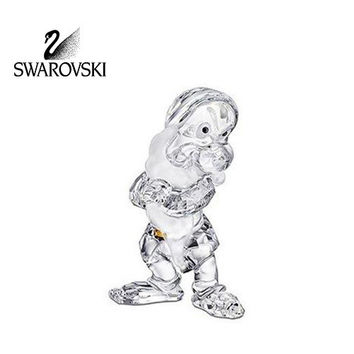 Swarovski Crystal Disney Figurine GRUMPY Dwarf  Snow White Collection #1003380