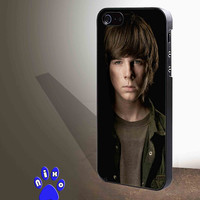 The Walking Dead Carl Grimes  for iphone 4/4s/5/5s/5c/6/6+, Samsung S3/S4/S5/S6, iPad 2/3/4/Air/Mini, iPod 4/5, Samsung Note 3/4 Case * NP*