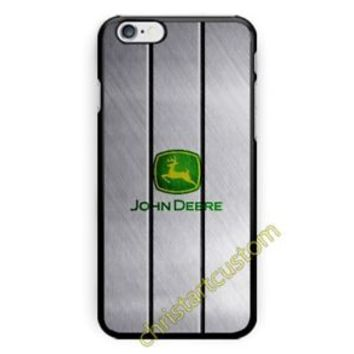 New John Deere Logo Protector For iPhone 8 8+ 7 7+ 6 6+ 6s 6s+ 5 5s Samsung Case