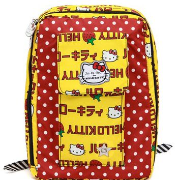 Infant Ju-Ju-Be for Hello Kitty 'Mini Be' Backpack - Yellow