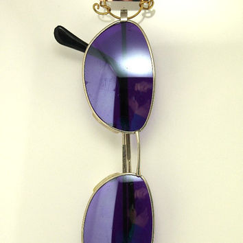 Color Series Abstract Magnetic Square Eyeglass, or ID Holders  #1-4