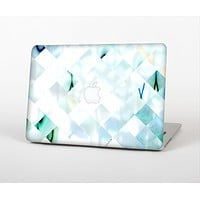 The Bright Highlighted Tile Pattern Skin for the Apple MacBook Air 13""