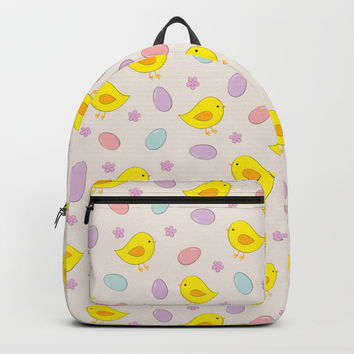 Easter pattern Backpack by edrawings38
