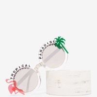 Tropical Paradise Beaded Shades