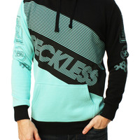 Young & Reckless Men's Run In Out Pullover Hoodie
