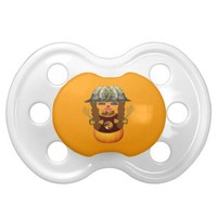 Nature Girl Lily Pacifier