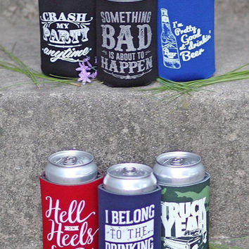 Koozies - Assorted Designs