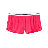 Ribbed Logo Sleep Short - Victoria's Secret