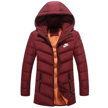 ADIDAS Clover 2018 autumn new trend sports hooded warm cotton clothing Red