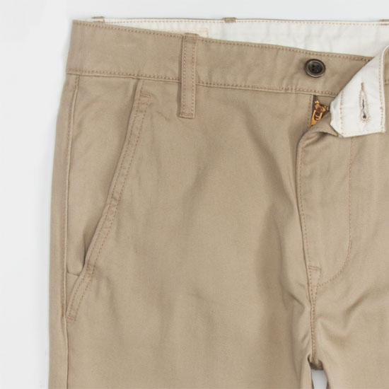 Levi's Mens Chino Jogger Pants Khaki In from Tilly's