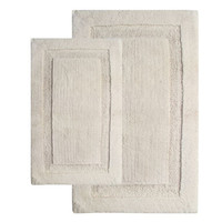 Chesapeake Olympia Contemporary Bath Rug (Set of 2)