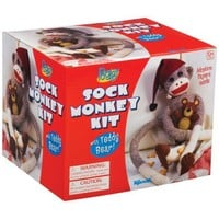 PeeJay Sock Monkey Kit