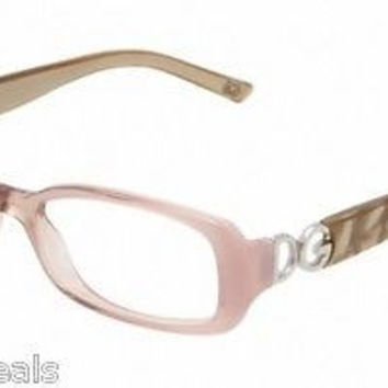 NEW AUTHENTIC DOLCE & GABBANA DG 3083 COL 1588 GREY ICE PLASTIC EYEGLASSES FRAME